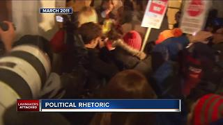 MU  professors says lawmakers should dial back political rhetorric - Video