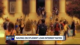 Saving On Student Loan Rates