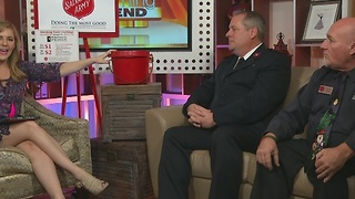 Salvation Army: Final Push to Kettle Tree 12/16/16 - Video