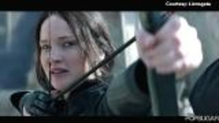 How Mockingjay's Director Got an Insecure Jennifer Lawrence to Sing