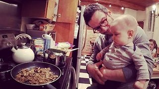 Dad's Demented Cooking Doesn't Appeal to the Kids - Video