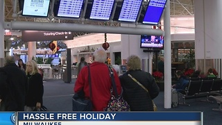 Wednesday expected to be busiest Thanksgiving travel day since 2007
