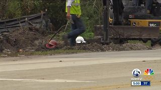 Crews work to restore gas on the Treasure Coast - Video