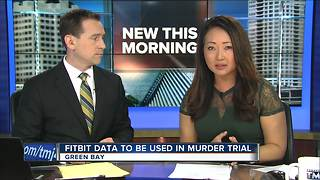 Fitbit evidence allowed into Wisconsin murder trial - Video