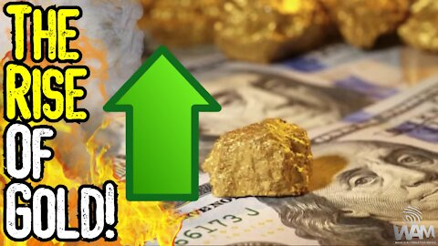 The END Of The Dollar & The RISE Of Gold! - MASSIVE Inflation Leads To New Interest In Gold