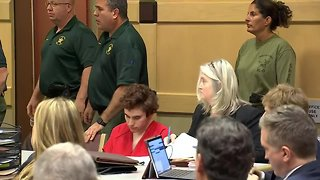 Parkland school shooting suspect appears in court