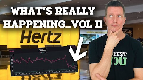 Hertz Stockholders LOSE, Paying Hertz's Bills with NO Return on Their Investment