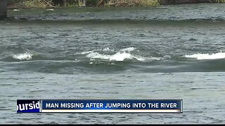 Deputies searching Boise River for missing Nampa man