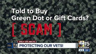 How to spot potential scams aimed at veterans - Video