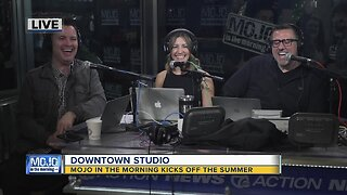 Mojo in the Morning: Kicking off the summer