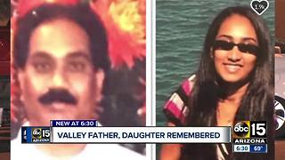 Valley father and daughter remembered after deadly crash - Video