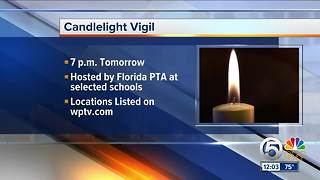 Statewide candlight vigil to be held across Florida - Video