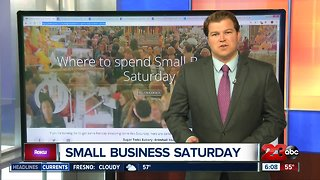 Small Business Saturday comes to Bakersfield