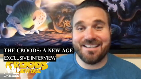 """The Power of Family Lies Underneath the Story"" - Says THE CROODS: A NEW AGE Director"
