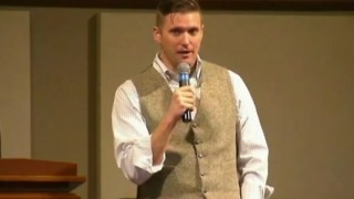 Richard Spencer at UF: Police preparing for potential clashes & protests - Video