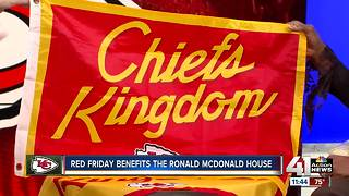Red Friday benefits the Ronald McDonald House - Video