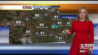 3 News Now Weekend Forecast - Video
