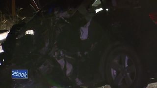 Driver dies in head-on collision with milk truck in Shawano - Video