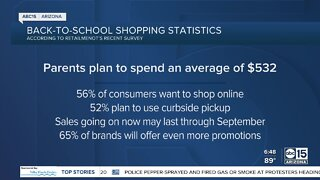 Back-to-school shopping trends amid pandemic