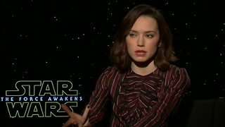'The Force Awakens' the female side - Video