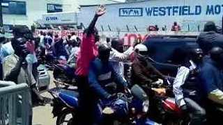 Celebrations in Kenya as Supreme Court Annuls Presidential Election Result - Video