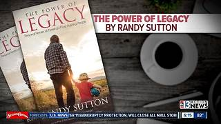 Randy Sutton talks about new book - Video