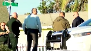 Homeowner finds body in front yard - Video