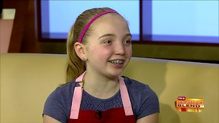 A Local Teen Continues on Kids Baking Championship - Video