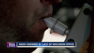 MADD still working to change drunk driving laws Wisconsin from afar
