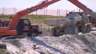 Concern over funding for dike repair - Video