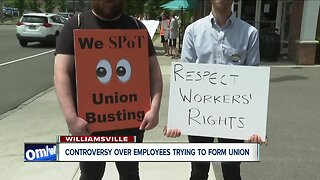 SPoT Coffee workers say they were fired for attempting to unionize