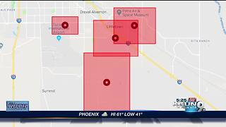 Multiple outages knock out power across town - Video