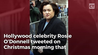 Franklin Graham Has a Message for Rosie O'Donnell - Video