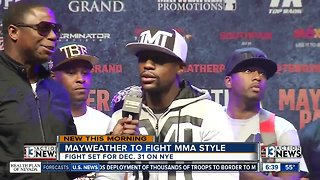 Floyd Mayweather plans to fight in Tokyo