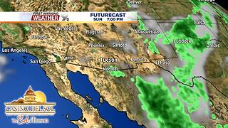 FORECAST: Sizzling heat returns this week - Video