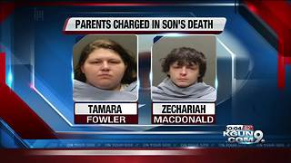 Mother arrested in connection to death of 6-month-old son - Video