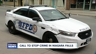 Niagara Falls community leaders working together to combat crime