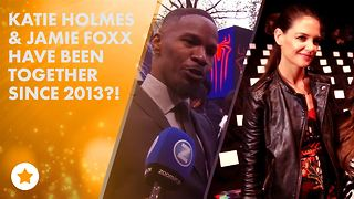 A brief history of Jamie Foxx & Katie Holmes's romance - Video