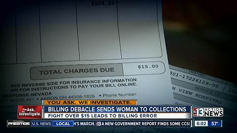 96-year-old woman battles AMR over billing blunder