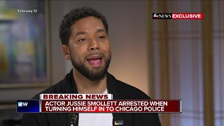 PD: Jussie Smollett arranged racist letter, organized attack because he wasn't happy with salary