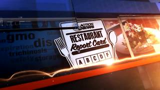 Inspector report cards detail problems at three Washtenaw County restaurants - Video