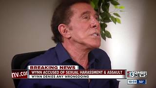 Steve Wynn accused of sexual misconduct - Video