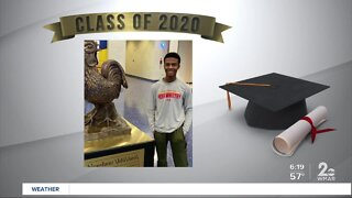 Class of 2020: Travis Johnson
