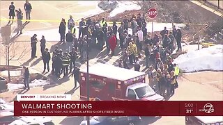 One in custody after shooting at Broomfield Walmart; no injuries reported