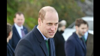Prince William praises football fans