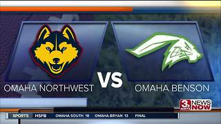 Omaha Northwest vs. Omaha Benson9-1 - Video
