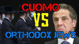 NY Governor Cuomo UNDENIABLY EXPOSED As Being Anti-Semitic