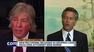 New recording released in groping case involving attorney Mike Morse - Video
