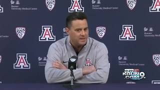Arizona preps for Oregon State