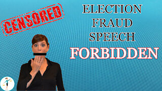"""Mike Lindell """"Absolute Proof"""" - You Are NOT Allowed To Talk About Election Fraud"""